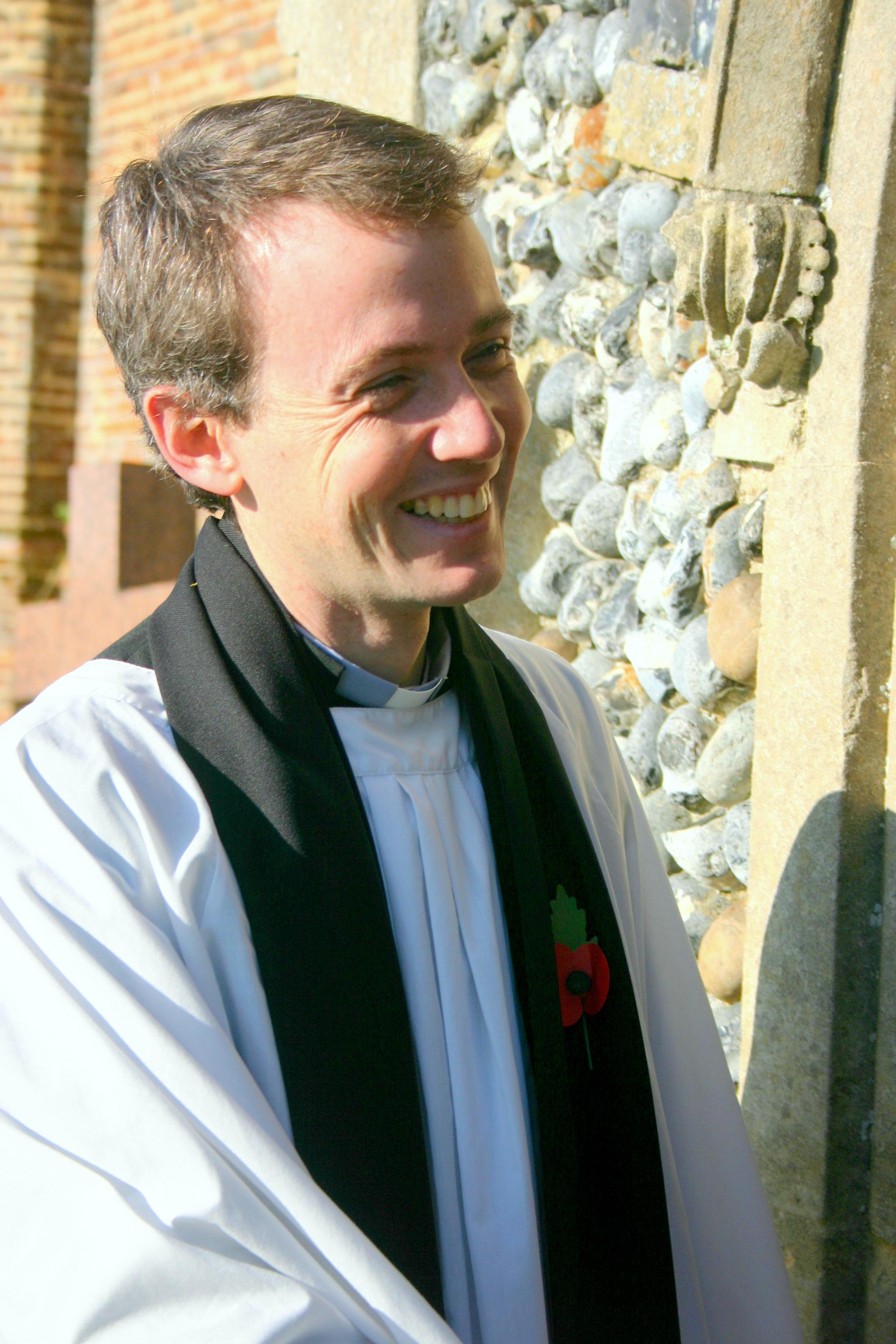 Revd Mark Holdaway